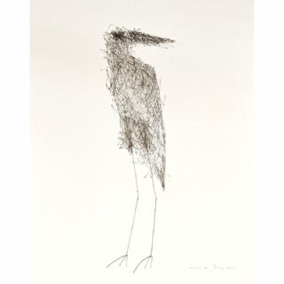 Birds ink on paper 24 x 30 cm #birds #birdsofinstagram #inkdrawing #inkdrawingart #paperart #drawing #modernart #modernartist #androdejongart #tekening #inkttekening #vogeltekening #tekenkunst