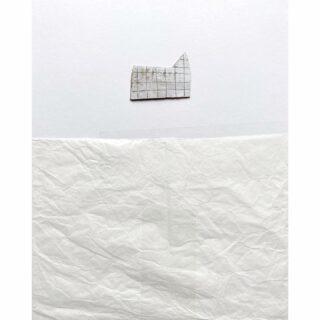 Winterlandscapes Papercollage/mixedmedia 24 x 30 cm #mixedmediaart #mixedmedia #landscapeart #paperart #modernart #contemporaryart #mixedmediaartwork #collageart #winterlandscape #zeitgenössischekunst