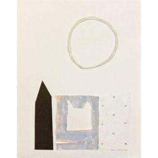 City, collage/mixed media 40 x 50 cm #collageart #mixedmediaart #mixedmediaartist #acrylicpainting #modernart #zeitgenössischekunst #artemoderna #contemporaryart #contemporaryartist