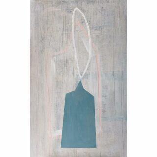 Blue house, acrylic on canvas 130 x 80 cm #acrylicpainting #acrylicart #acryliconcanvas #acrylschilderij #acrylgemälde #modernarts #contemporaryart #contemporarypainting #zeitgenössischekunst #artmoderne #hedendaagsekunst #hedendaagsekunstenaar #house